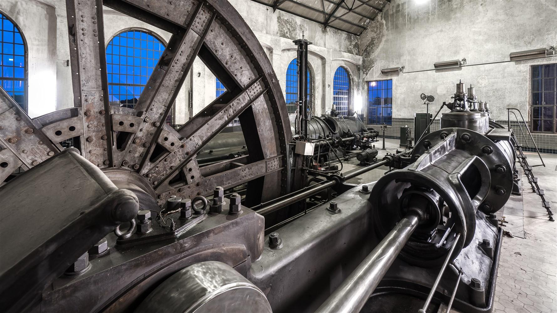 Fürst Leopold Maschinenhaus 17 011