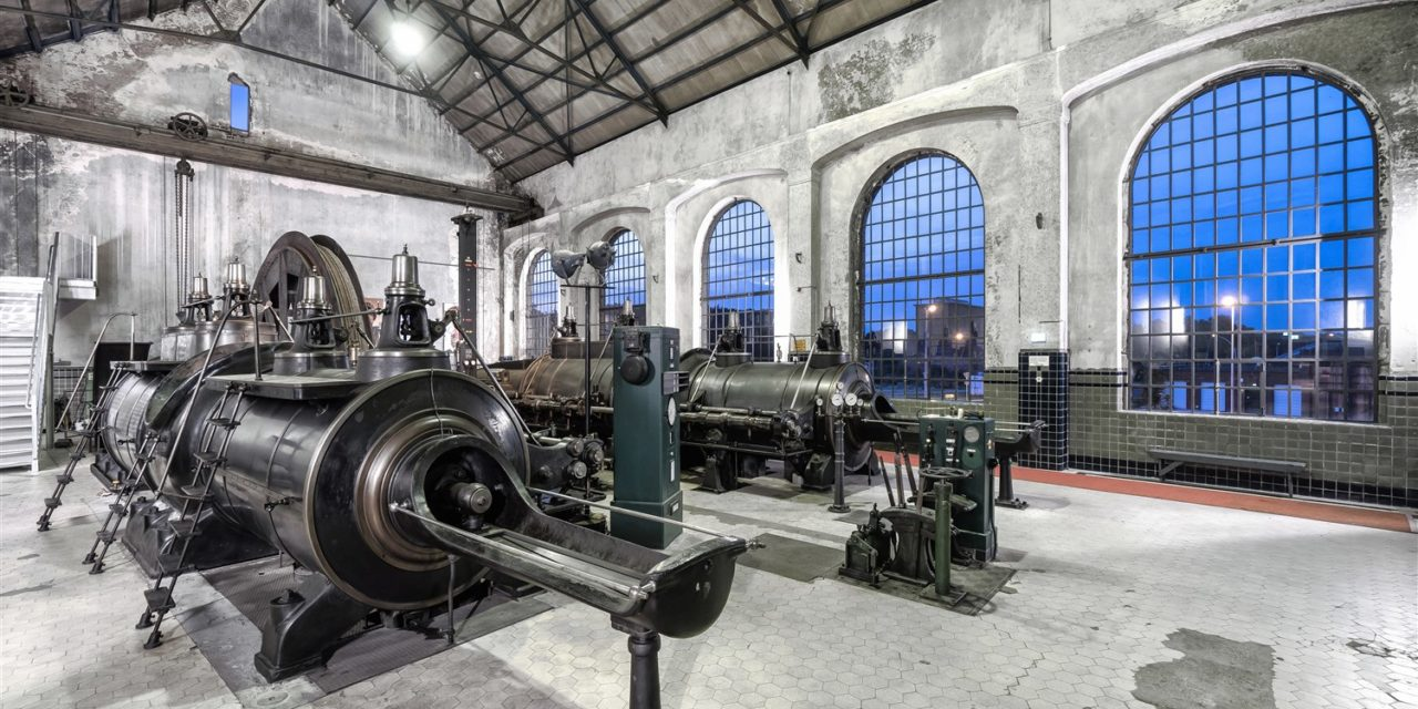 Dampfmaschinen