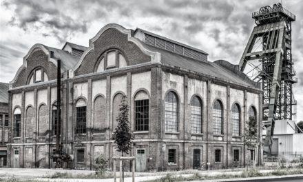 Maschinenhalle Fürst Leopold Dorsten