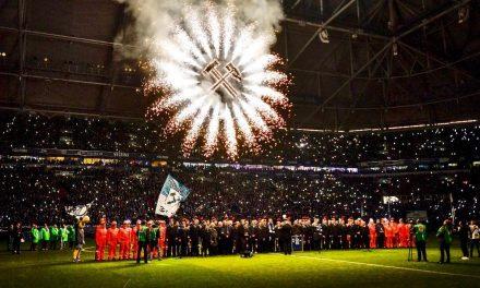 Ein toller Abend auf Schalke